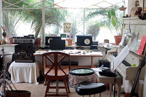 bohemian music room pinned via http bohemianhomes tumblr com post