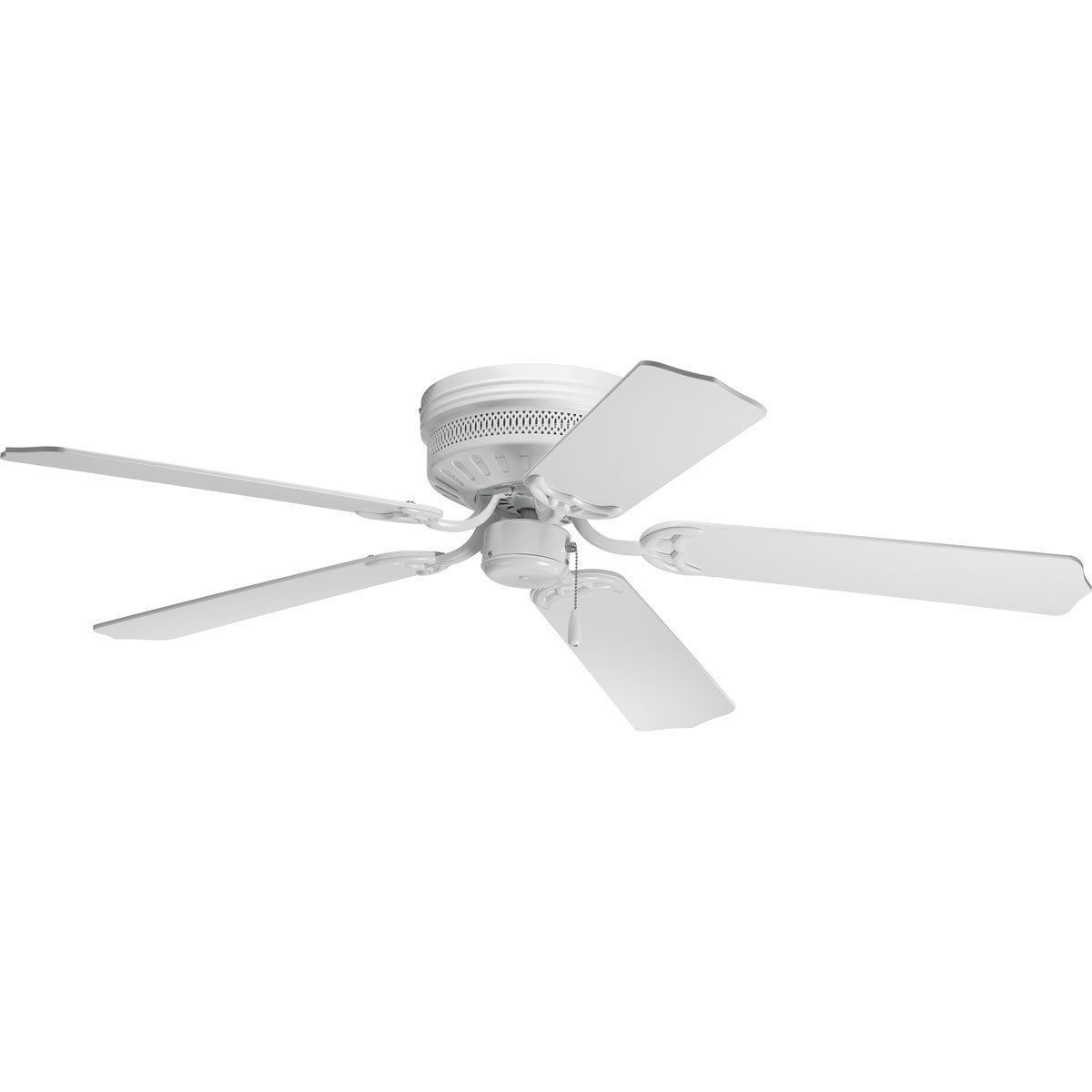 Progress lighting airpro hugger inch blade white ceiling fan