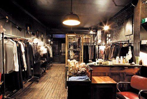 NYC Guide: Where to Shop [For Men] | Men shit | Pinterest | Shops ...