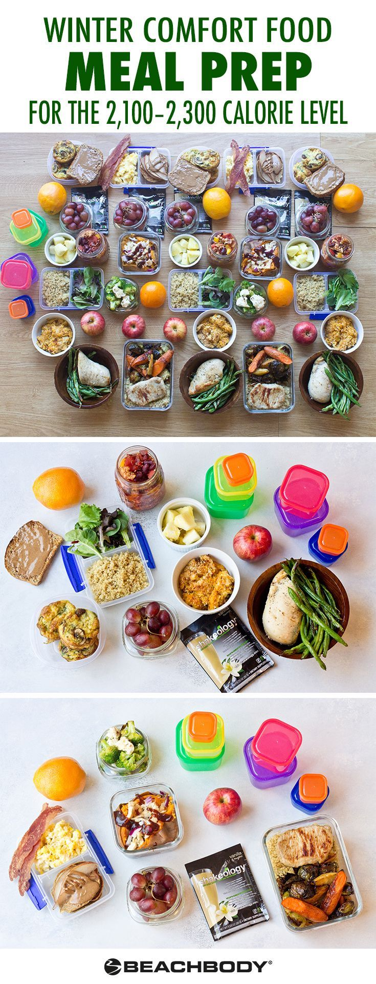 this Step-by-Step Guide to Make a Hearty Winter Meal Prep Winter is here and it brings with it excitement for the holidays, nights by the fire, and weekends in the mountains! Indulge in the splendors of the season while sticking to your healthier habits with this hearty winter meal prep menu filled with comfort foods. Instead o