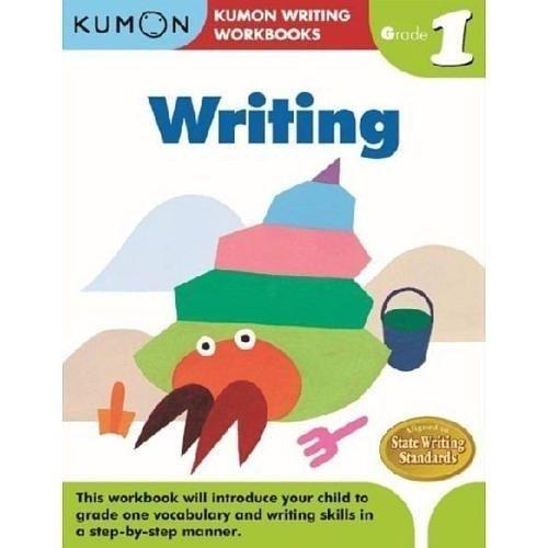 Writing, Grade 1 by Kumon Publishing Paperback Book (English