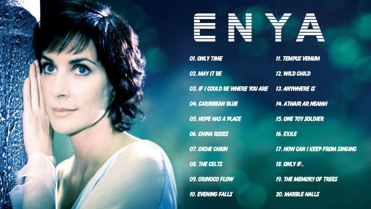 ENYA Greatest Hits Full Album - The Very Best Of ENYA | zene ...