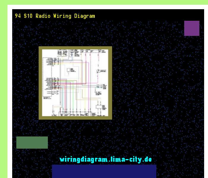 94 S10 Radio Wiring Diagram Wiring Diagram 185938 Amazing Wiring Diagram Collection Diagram Radio Gsxr 750