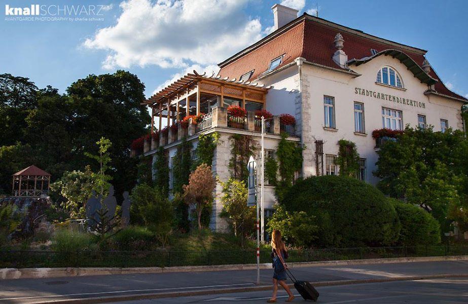 #Stadtgartendirektion #Wien