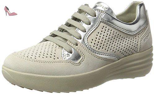 Stonefly Romy 13, Sneakers Basses Femme, (Denim 124), 40 EU