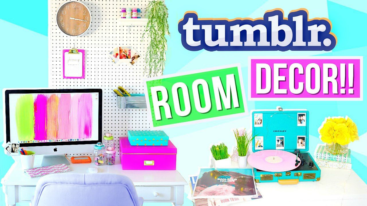 DIY Tumblr Room Decor + Organization 2016! Alisha Marie   Peg Board And How  To Part 80