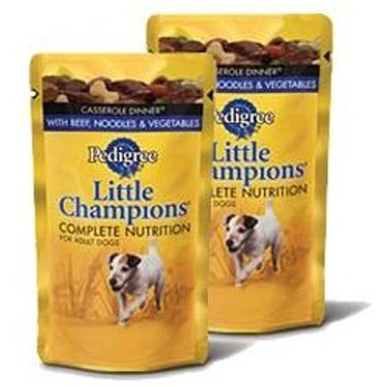 Pedigree Little Champions Pouch Pack Dog Food Combo Pack Beef Chicken 4 Pack You Can See This Great Produ Dog Food Recipes Eukanuba Dog Food Wet Dog Food