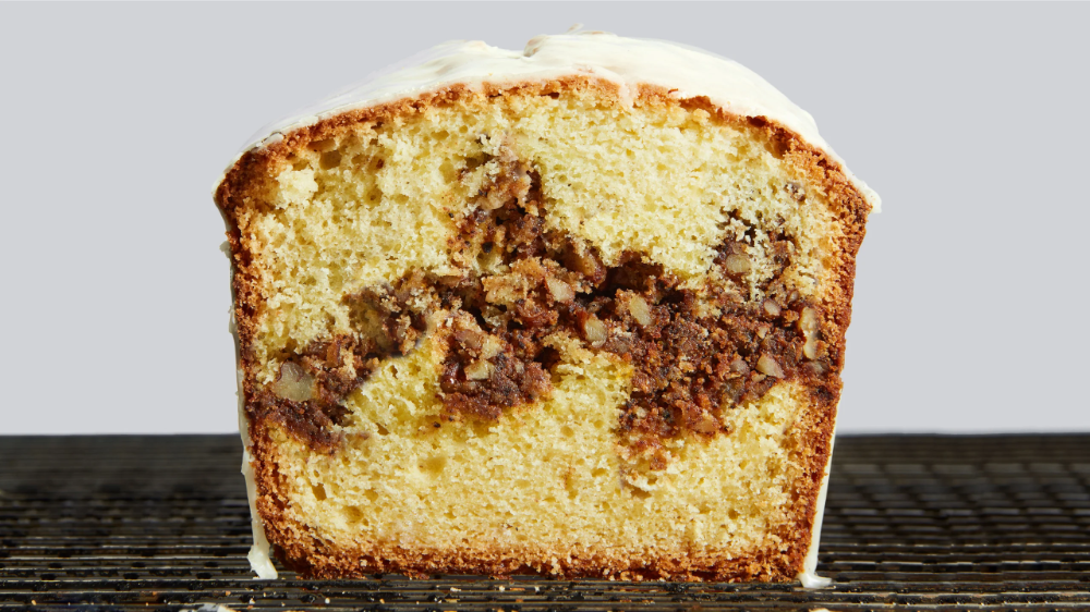 This Sour Cream Spice Cake Is The Baking Project We Didn T Know We Needed In 2020 Sour Cream Spice Cake Baking Project Spice Cake