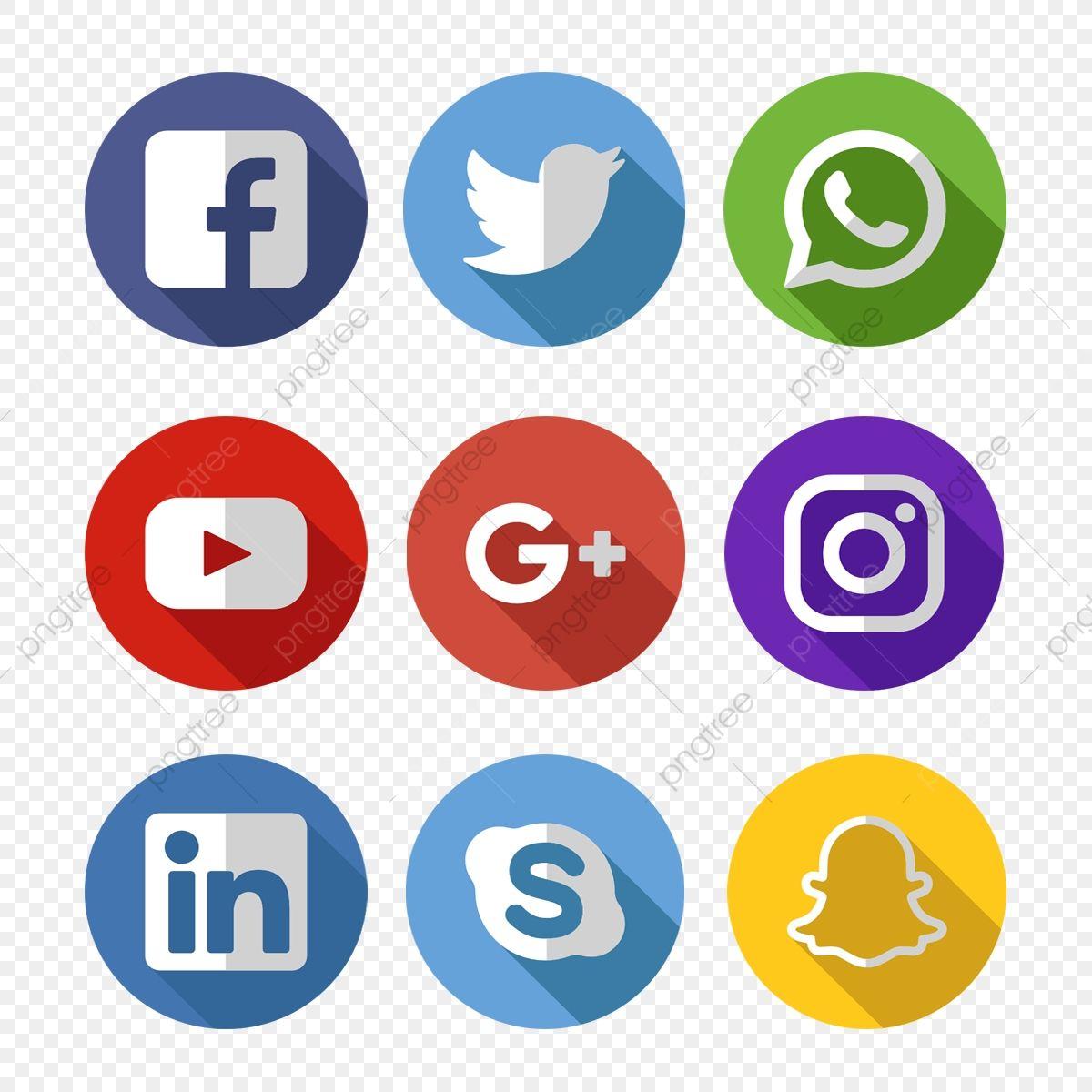 Social Media Icons Social Media Logos Social Icons