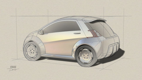 Ecologial micro car concept by Vemano #designconcept #vemanoworld #cardesign #design #automotivedesign #lifestyle #conceptcars #beautiful #branding #editorialdesign #citycar #presentation #vehicle #future #transportation #transportationdesign #enviromental #ecological #efficient #energysaving #microcar #electromobility #electrocar #friendly #hybridcar #mobility #conceptcars #concept #cars #presentation