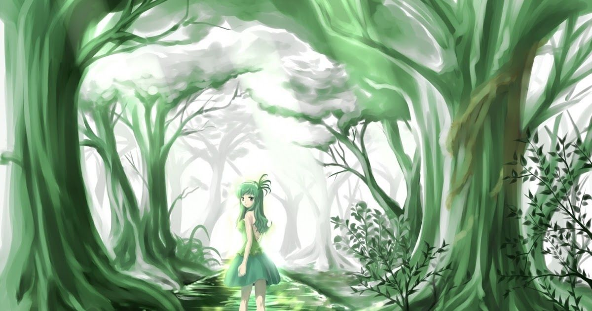 1920x1080 Anime Wallpapers Background Hd Wallpaper Anime Wallpaper Forest Cartoon