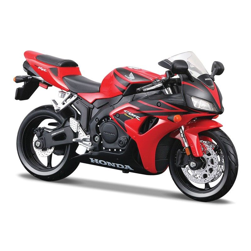 1 12 Scale Model Kit Of A Honda Cbr 1000r With Diecast And Plastic