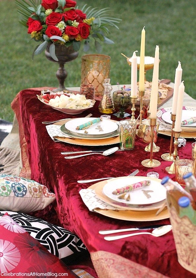 moroccan inspired party tablescape party ideas celebrating rh pinterest com