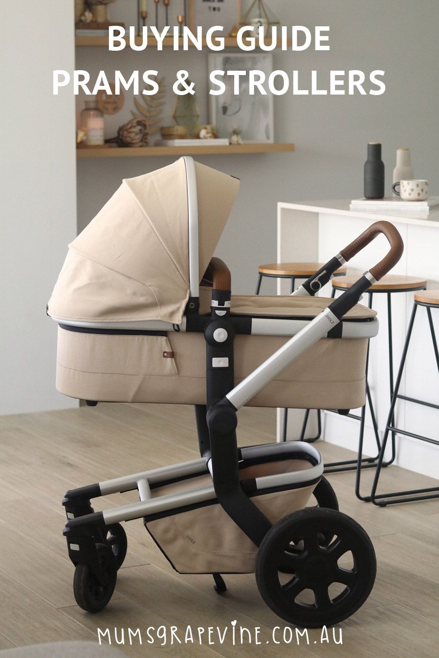 Everything you need to know about buying a pram or