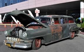 """1952 Chrysler Town & Country, 1952 DeSoto Front - """"Honestly, it doesn't get any sweeter than this."""""""