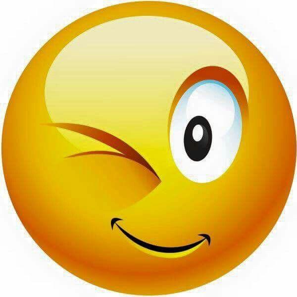 Pin By Douglas J On Smajlyky Smiley Smiley Emoji Winking Emoji