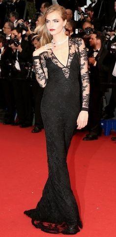 Image Result For Cara Delevingne Burberry Red Carpet Dress Evening Dress Fashion Celebrity Dresses Dresses