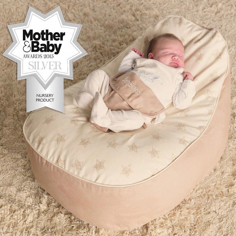 Awe Inspiring Buy Bambeano Baby Bean Bag With Free Toddler Cover Beanbag Machost Co Dining Chair Design Ideas Machostcouk