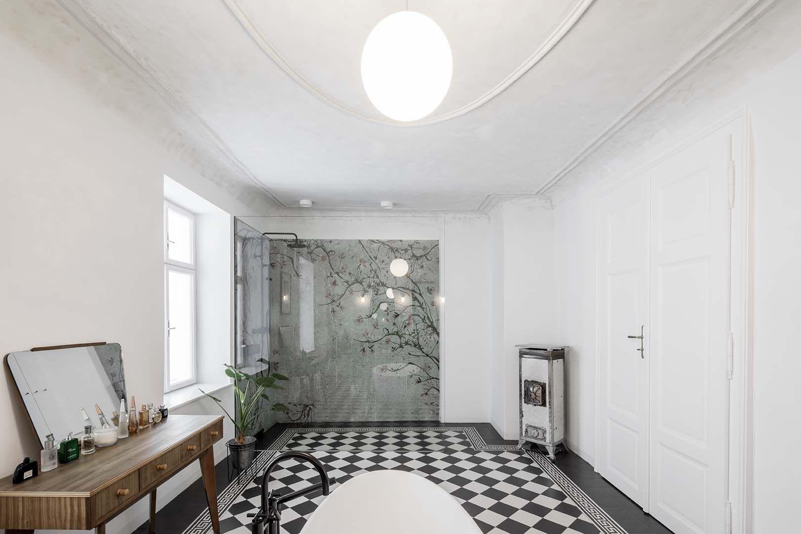 Gut Wagram Picture Gallery In 2020 Wagram Shop Interiors Steel Floor Lamps