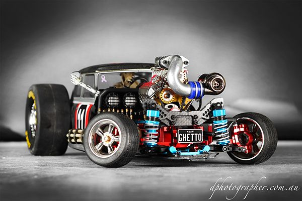 Danny Huynh is an Australian photographer, artist, and RC enthusiast who is gaining attention worldwide with his highly detailed and stylized custom vehicles. With only a few years in RC under his …
