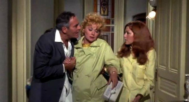 Yours Mine And Ours 1968 Lucille Ball, Henry Fonda and Jennifer ...