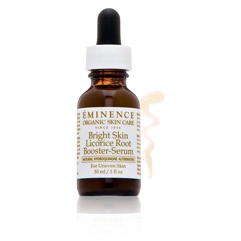 Eminence Bright Skin Licorice Root Booster Serum Dermstore Skin Brightening Diy Organic Skin Care Eminence Organic Skin Care