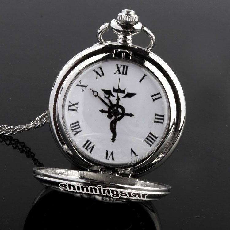 Full Metal Alchemist Pocket Watch (With images ...