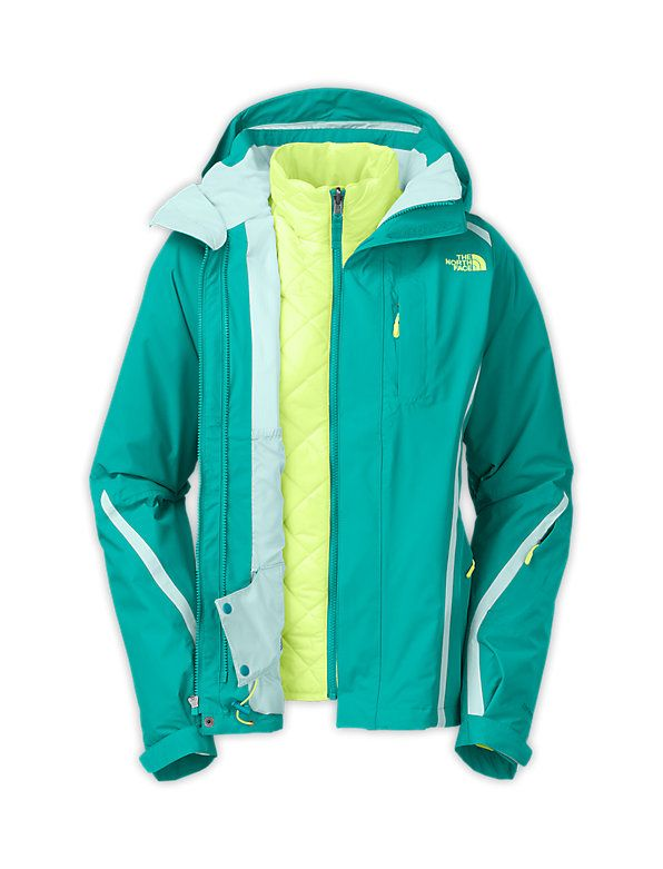 Free Shipping on The North Face 3 in 1 Kira Triclimate