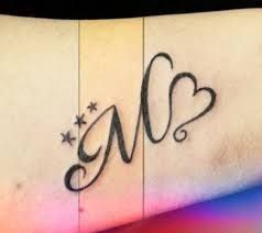 Resultado De Imagen Para Tatuaje Letras Cursiva M Letras Para Tatuajes Letras Cursiva