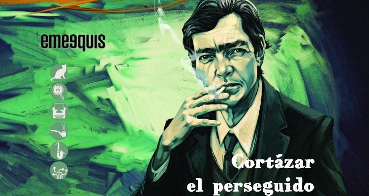 Un bello especial multimedia sobre Julio Cortázar   Clases de Periodismo