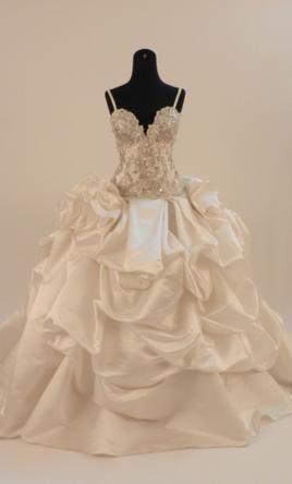 Baracci 5 500 Size 4 New Wedding Dresses Beautiful Wedding Dresses Dresses Wedding Dresses
