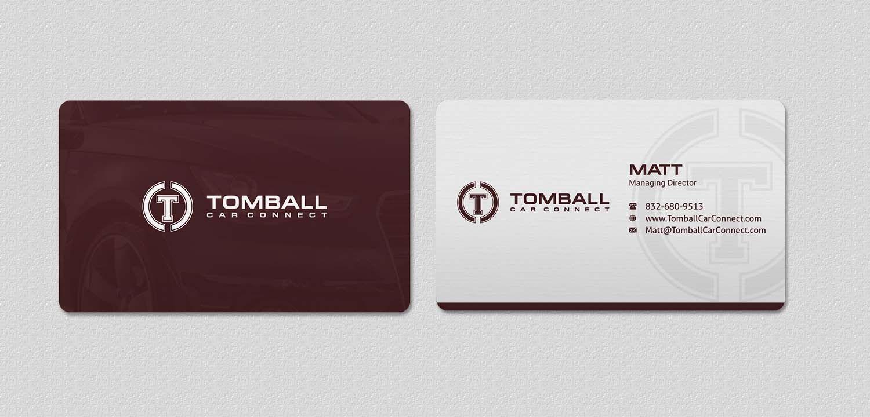 Business card design by indian_ashok for houston slingshot