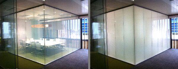 All Glass Room Google Search Smart Glass Glass Decor Window Film Privacy