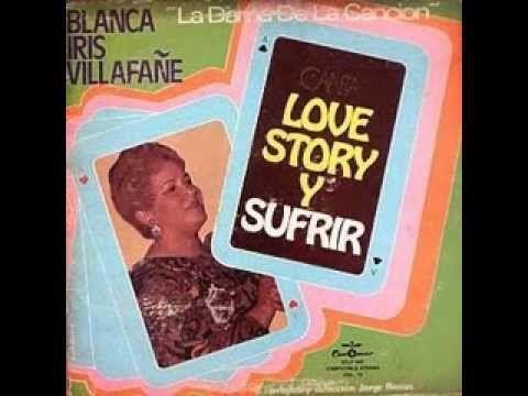 BLANCA IRIS VILLAFAÑE - Si Fueras Libre