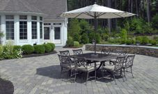 Genial Deck Vs Patio: Pros And Cons Of Each, Via Great Day Improvements