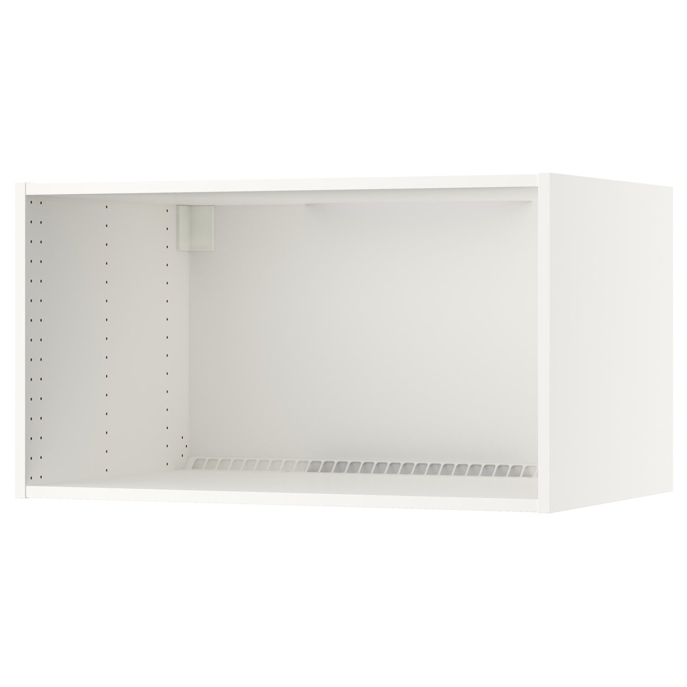 sektion wall top cabinet frame white