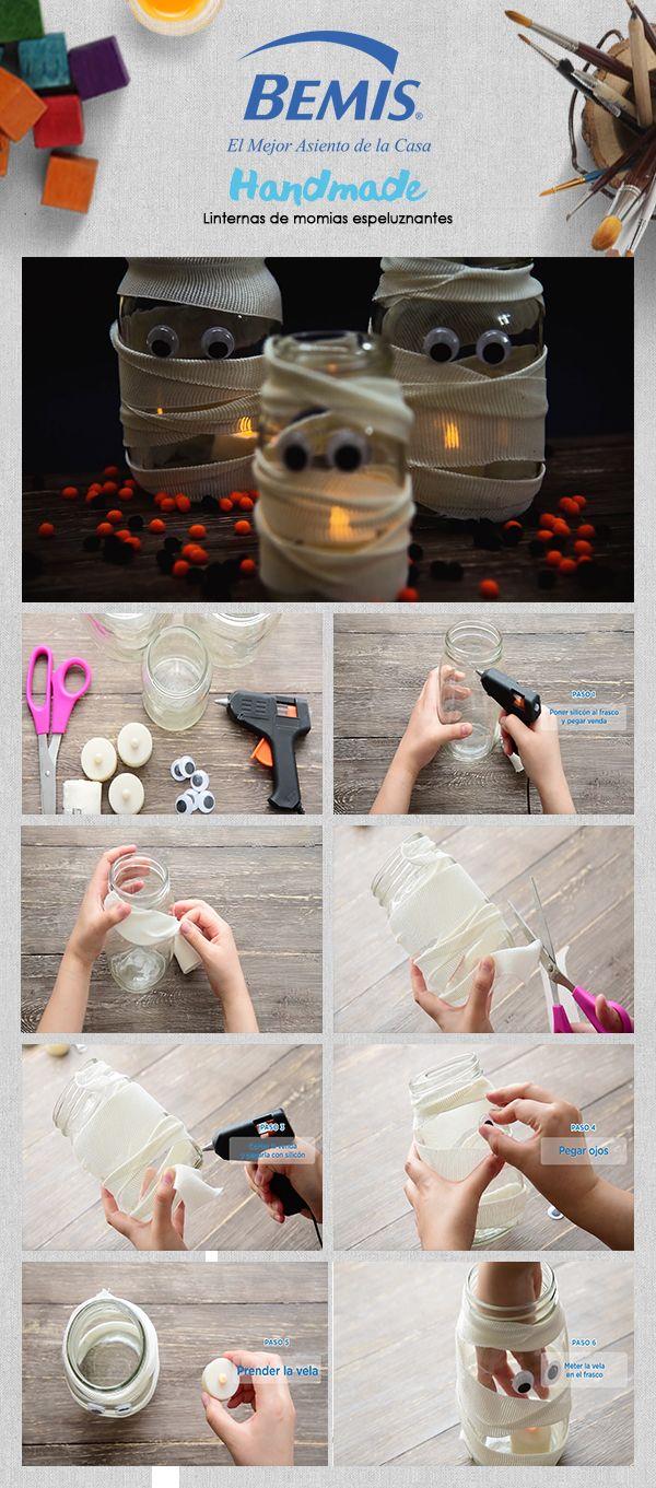 Estas linternas son muy fáciles de hacer, además son ...