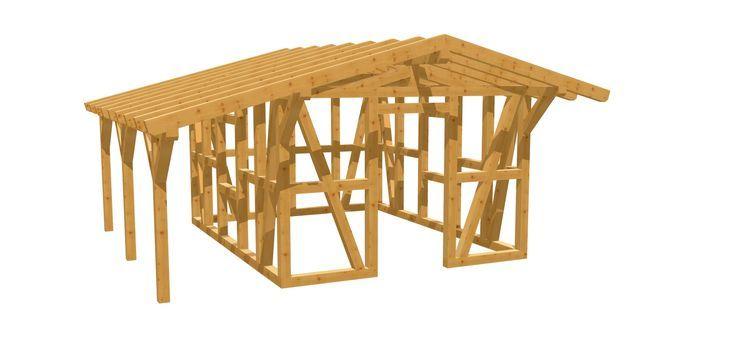Gartenhaus Selber Bauen Holz Plan (With images) Decor
