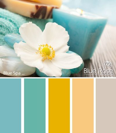 Explore Relaxing Colors, Soothing Colors And More!