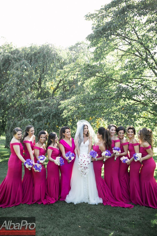 Fuschia Bridesmaid Dresses Real Runway White Runway Blog Fuschia Bridesmaid Dresses Pink Wedding Dresses Magenta Bridesmaid Dresses