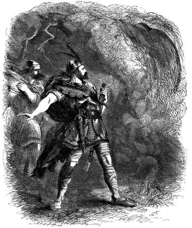 the impact of the witches on the character macbeth in the play macbeth In macbeth the witches have an evil effect on macbeth, other characters, the plot,  the theme, and the audience they contribute to the play, and without them the.