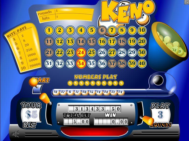 Игровые автоматы кено играть бесплатно закон о закрытии казино в казахстане