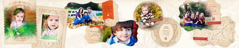 Vintage WatercolorsBundle - Photographer Templates - Photographer Photoshop Templates and Marketing Materials