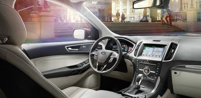 2018 Ford Edge Sport Changes Review Interior Price Specs