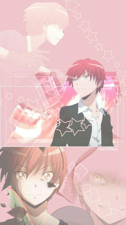 Anime Lockscreen Tumblr Aesthetic Anime Assassination Classroom Cute Anime Wallpaper