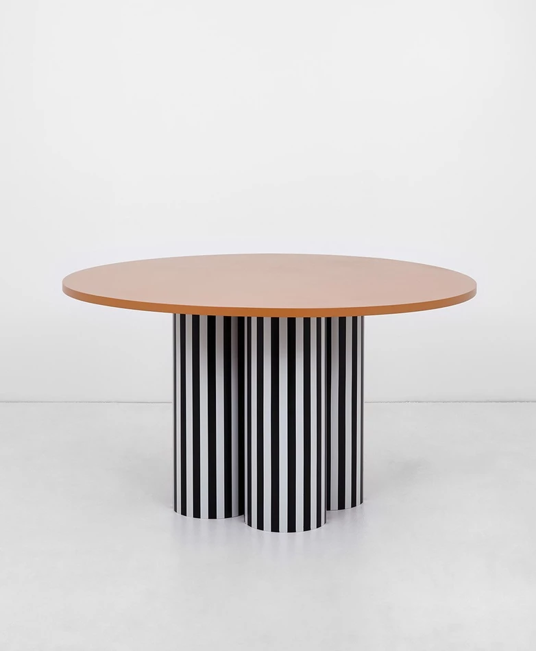 Slon Round Table In 2020 Round Dining Table Round Dining Table