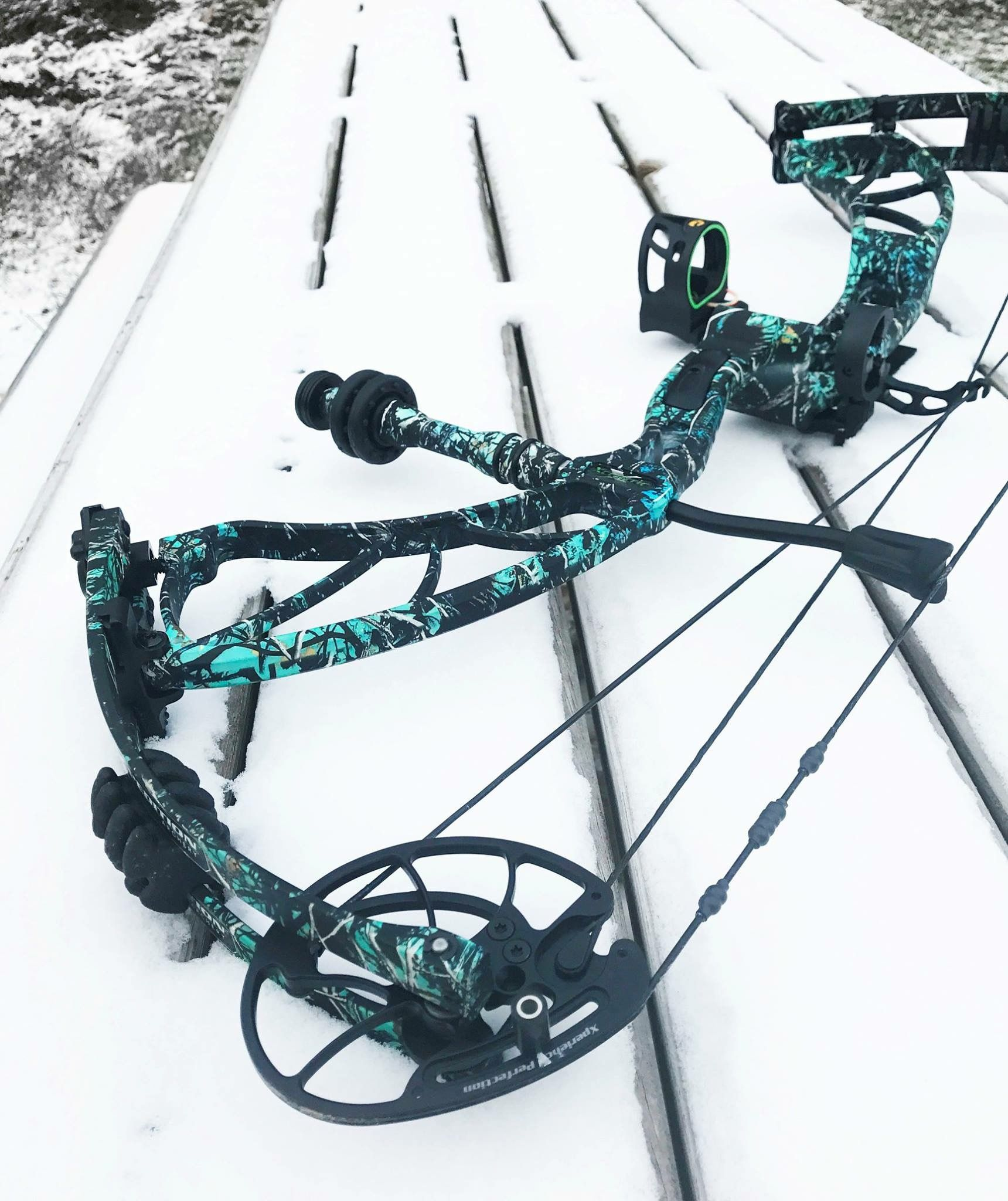 Muddy Girl Serenity Girls Hunt Too Bow Hunting Bows Archery