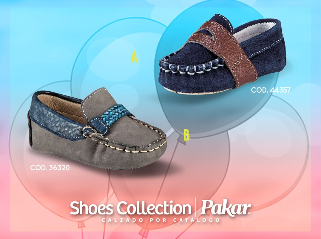 Zapatos Niños Moda Shoes Collection Pakar