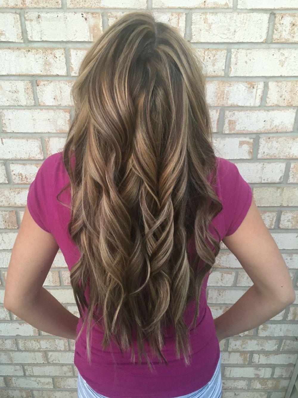 Pin by aleksandra suleski on cute hair pinterest loose curls