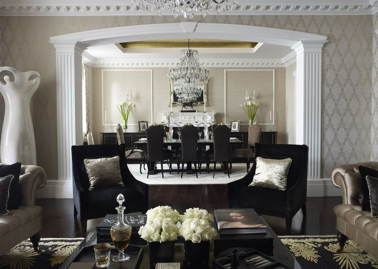 House hall interiors